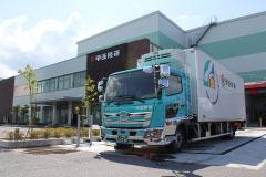 中型車(4t/冷蔵車)